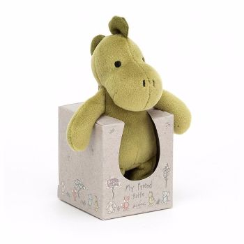 My Friend Dino Rattle by Jellycat WAS £9.95 NOW £8.00