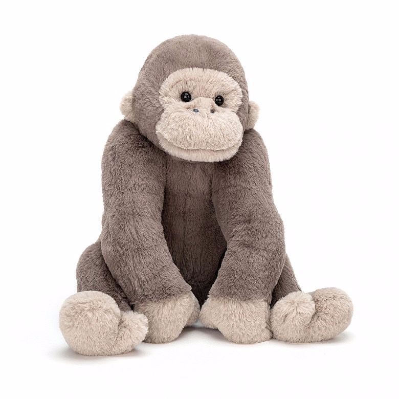 Gregory Gorilla Small by Jellycat