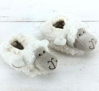 Sheep Baby Slippers by Jomanda
