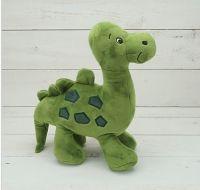 Green Dino Medium by Jomanda