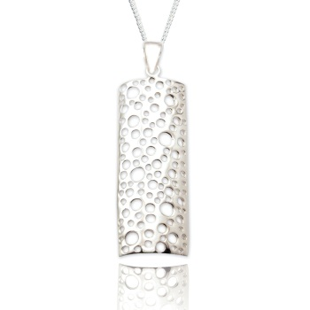 Hali Honeycomb Pendant- AVAILABLE TO ORDER NOW
