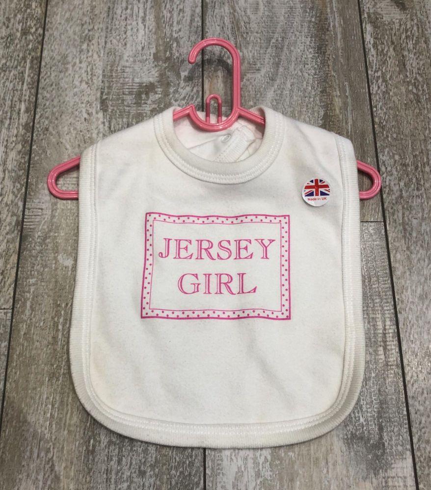 Jersey Girl Bib
