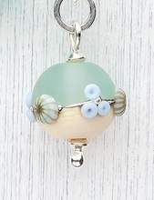 Sea Spray Ball Pendant Small