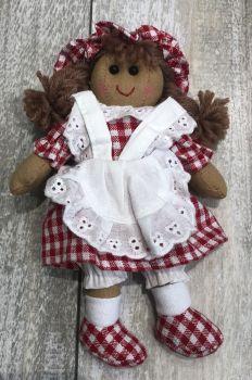 Jersey Milk Maid Mini Rag Doll