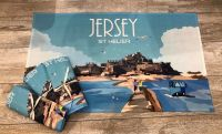 Jersey Retro Tea Towel