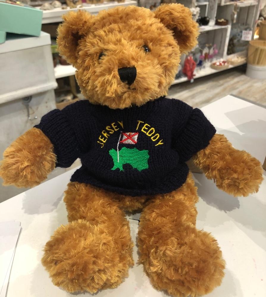 Toffee Jersey Bear