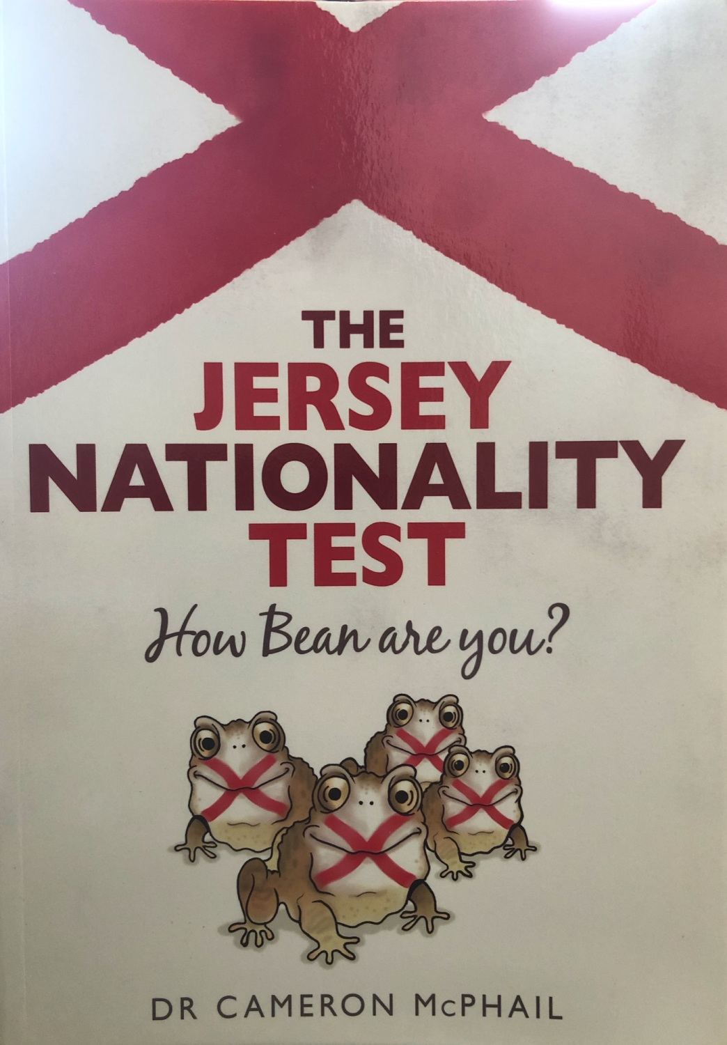 The Jersey Nationality Test