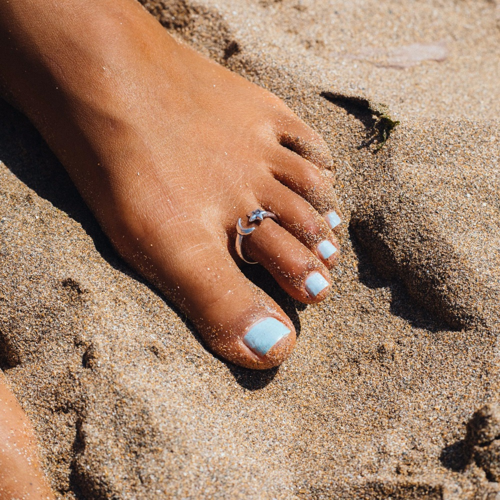 Ethical Toe Rings
