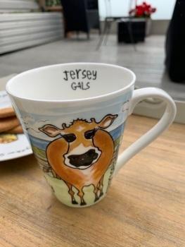 Jersey Gals Mug