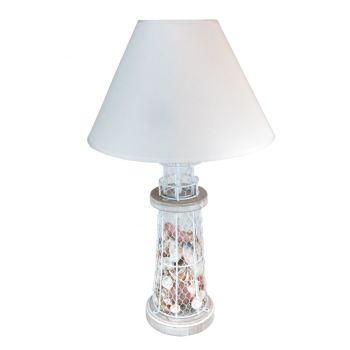 Lighthouse Lamp & Shade - IN STOCK  NOW