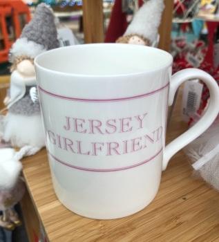 Jersey Girlfriend Mug
