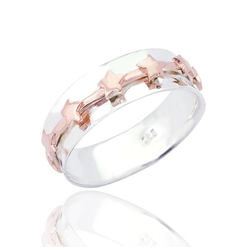 Luella Star Spinning Ring