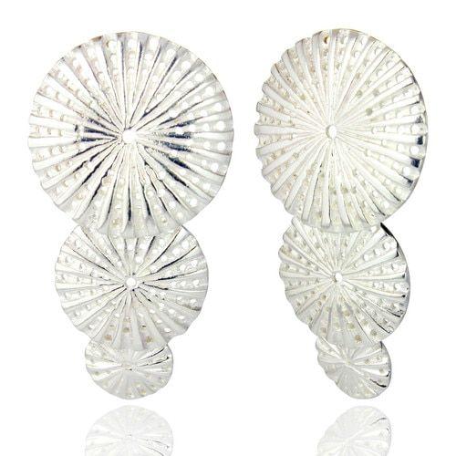 Helena Sea Anenome Statement Earrings