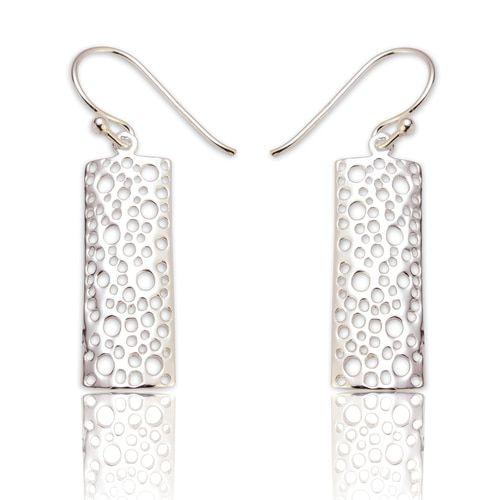 Hali Honeycomb Earrings