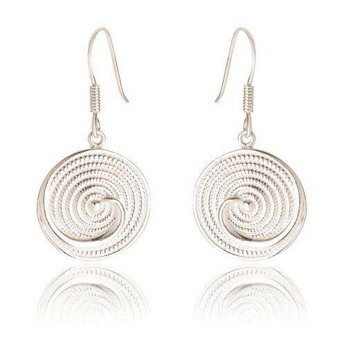 Rio Rope Coil Earrings