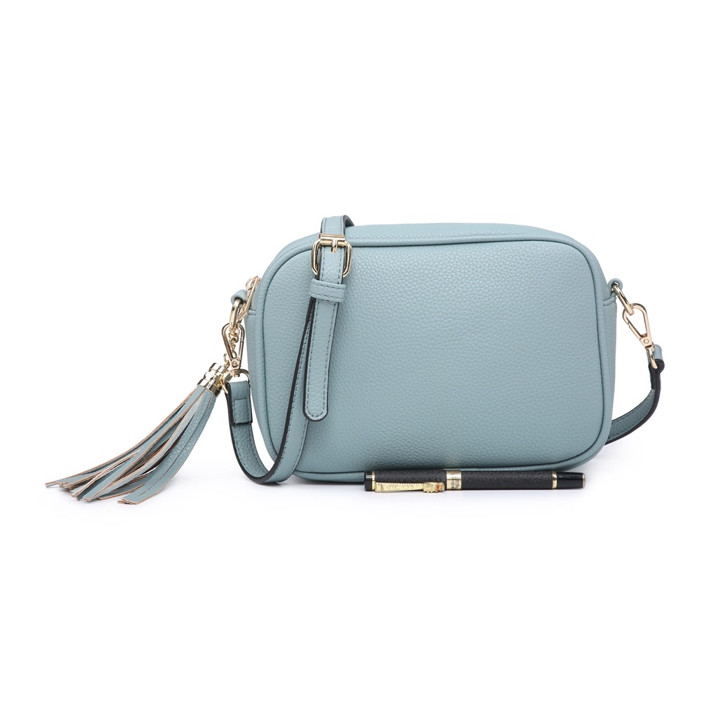 Wide Cross Body Camera Bag Marine Blue - MORE COLOURS AVAILABLE