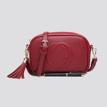 Designer Style Cross Body Camera Bag - MORE COLOURS AVAILABLE