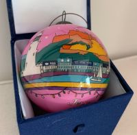 The ROCOCO Jersey Christmas Bauble