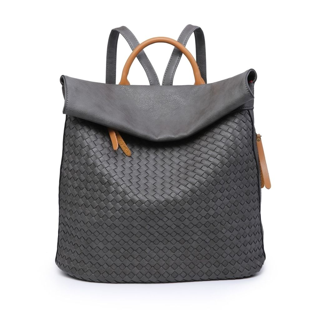 Woven Secure BackPack