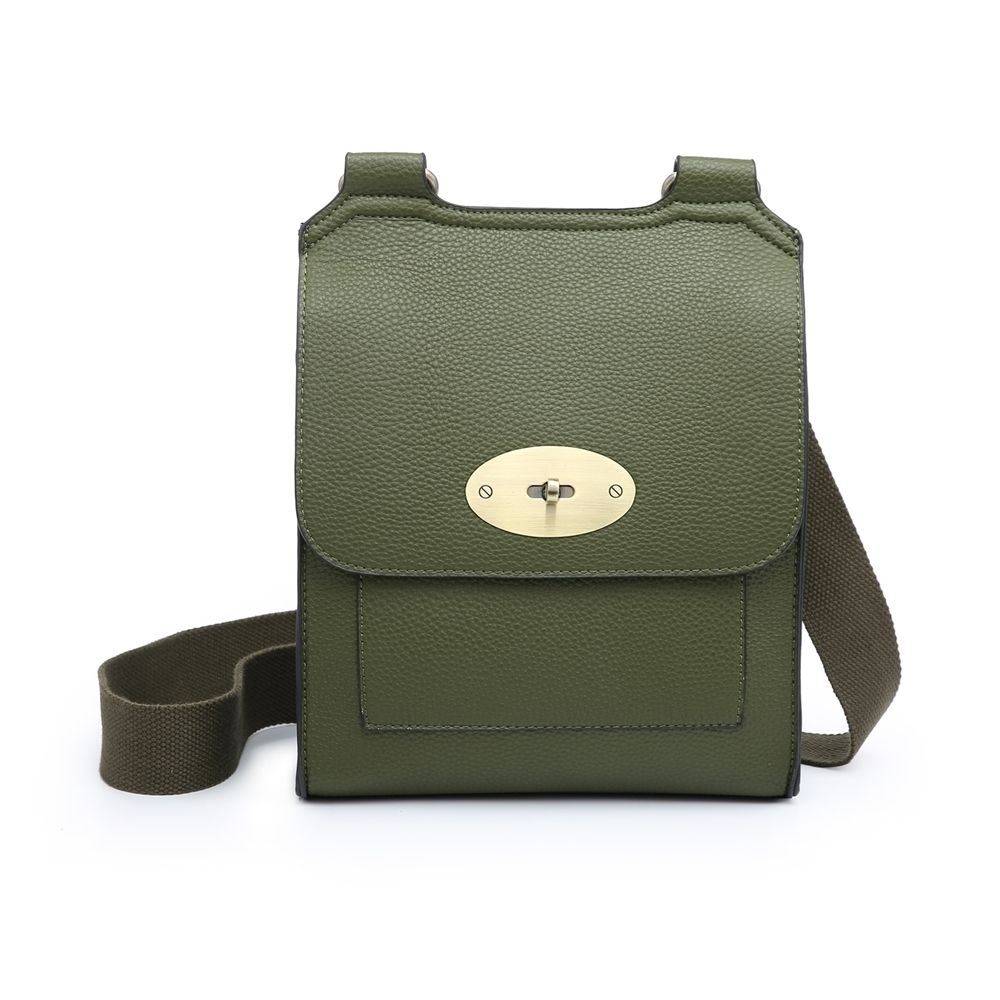 Messenger Cross Body Bag Large - MORE COLOURS AVAILABLE