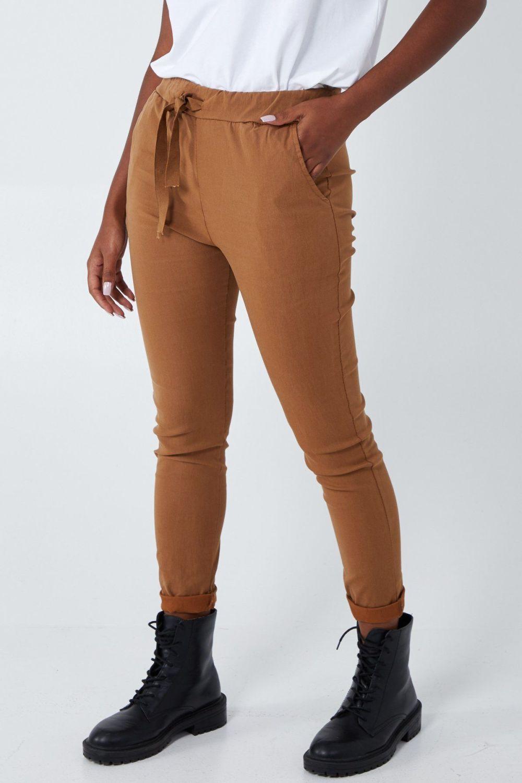 Autumn Plain Magic Trousers 8-12