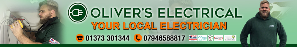 Oliver's Electrical, site logo.