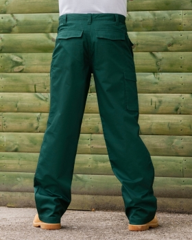 Russell Polycotton Twill Trousers (Regular)