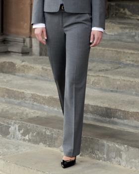 Brook Taverner Women's Genoa Trouser (Unfinished Hem)