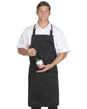 Dennys Bib Apron Without Pocket