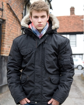 Result Urban Outdoor Wear Ultimate Storm Cyclone Jacket
