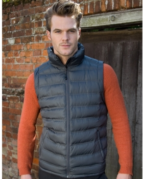 Result Urban Outdoor Wear Men's Ice Bird Padded Gilet