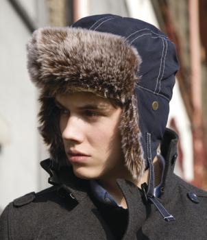 Result Winter Essentials Classic Sherpa Hat