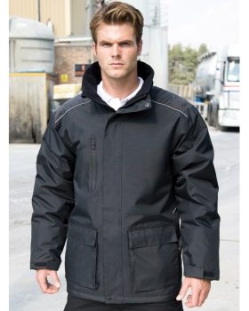 WORK-GUARD by Result Vostex Long Coat