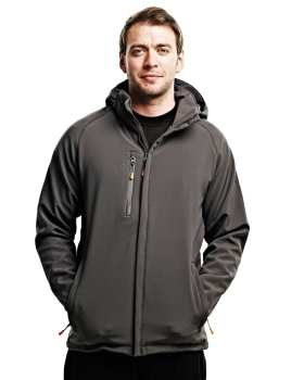 Regatta Xpro Repeller Lined Hooded Softshell