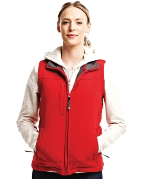 Regatta Ladies' Flux Softshell Bodywarmer
