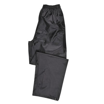 HYM191 Hymac Rainsuit Trousers (Black)