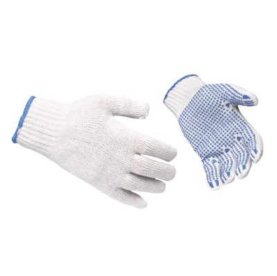 HYM175 Hymac Polka Dot Gloves