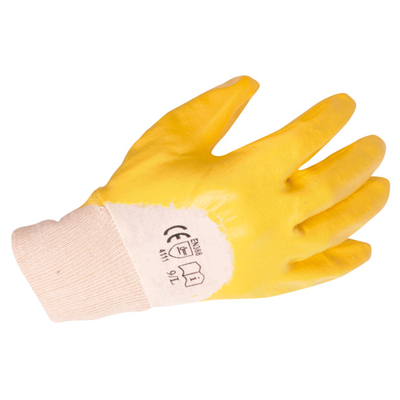 HYM350 Nitrile Light Knitwrist Gloves