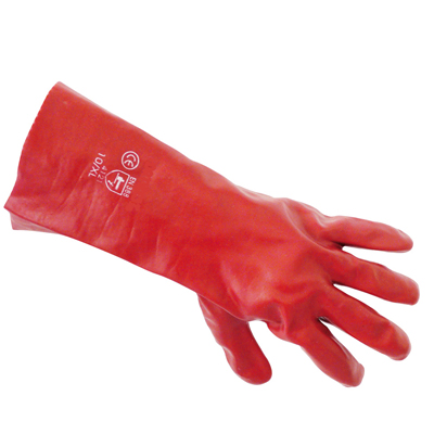 HYM355 PVC Gauntlets, 35cm Length