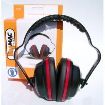HYM621 Hymac Ear Muff (Black)
