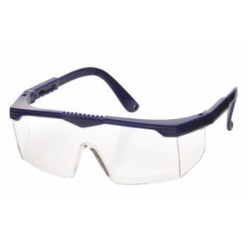 RPR389 Rigger Pro Polycarbonate Clear Spectacles