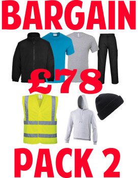 Workwear Bargain Pack #2