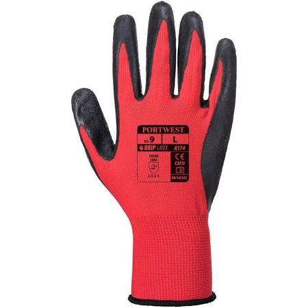 Flex Grip Latex Glove - A174