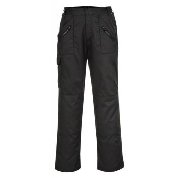 C887 Portwest Action Trousers With Back Elastication
