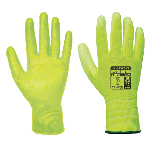 HYM120/A120 Pylon PU Palm Glove