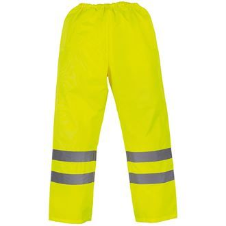 Yoko Hi Vis Waterproof Over Trousers