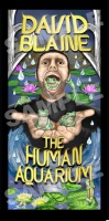 David Blaine - The Human Aquarium