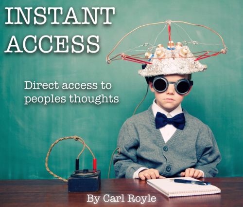 Instant Access by Carl Royle