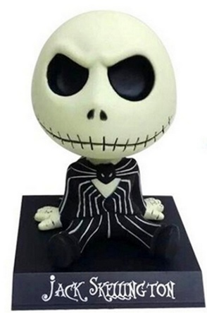 Jack Skellington Bobblehead