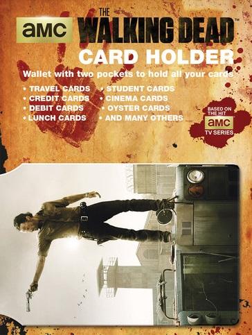The Walking Dead Card Holder